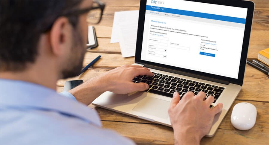 Enable Patients to Pay Online